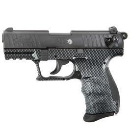 Walther P22 - Walther P22Q Schreckschuss Pistole 9mm P.A.K. - Limited Edition Carbon Fiber Optik