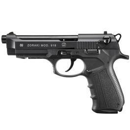 Signalmunition - Zoraki 918 Schreckschuss-Pistole 9mm P.A. brüniert