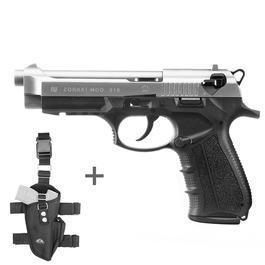 US Shop - Zoraki 918 Schreckschuss-Pistole 9mm P.A.K. titan