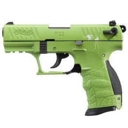 Walther P22 - Walther P22Q Zombster Schreckschuss Pistole 9mm P.A.K.