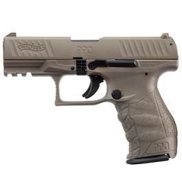 Walther P99 - Walther PPQ M2 Schreckschuss Pistole 9mm P.A.K. FDE
