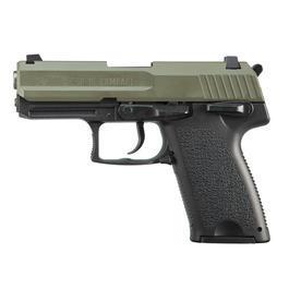 Signalwaffen - ME IWG SP15 Schreckschuss Pistole Kal. 9 mm P.A.K. oliv