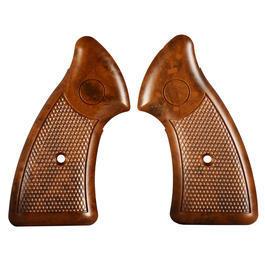 Schreckschußwaffen - Griffschalen für Zoraki R1 Schreckschuss Revolver Holzoptik