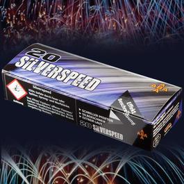 Signaleffekte - Silverspeed Kombigeschoss Signaleffekte 20 Schuss