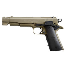 ME 1911 Schreckschuss Pistole Kal. 9mm P.A. dark-earth