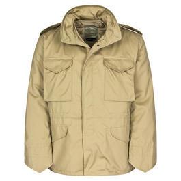 Outdoorshop - Feldjacke Mil-Tec M-65 Style khaki