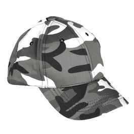 Kids Cap, city camo