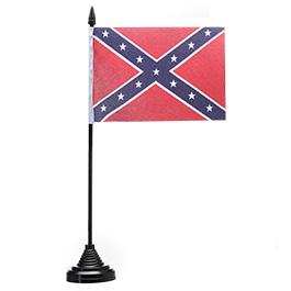 Tischflagge Südstaaten 12 x 18 cm