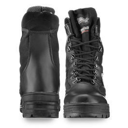 Tactical Boots TB-4 Stiefel, schwarz