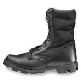 US Tropenstiefel Speed Lace schwarz