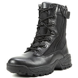 Mil-Tec Tactical Boot 2 Zippers, schwarz