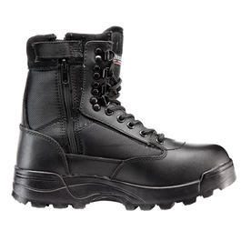 Brandit Stiefel Tactical Boot Zipper schwarz