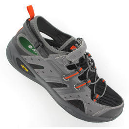 Hi-Tec Herrensandale Rio Adventure grau/orange