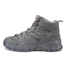 Brandit Stiefel Outdoorboot Trail Mid. anthrazit