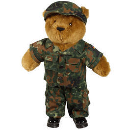 Teddy BW flecktarn