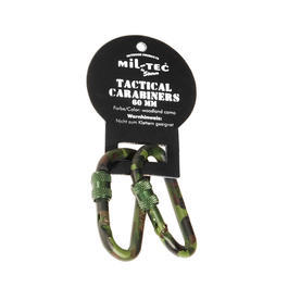 Mil-Tec Tactical Karabiner woodland 6mm