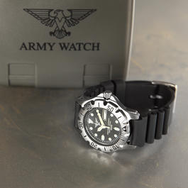 Taucheruhr AW-2 m. PU-Band
