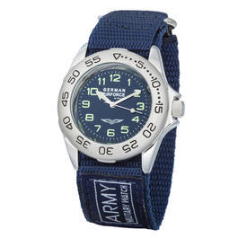 Army Watch Deutsche Luftwaffe mit Textilband