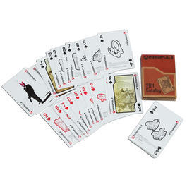 MagPul PTS Playing Cards Katalog 2011 (Kartenspiel)
