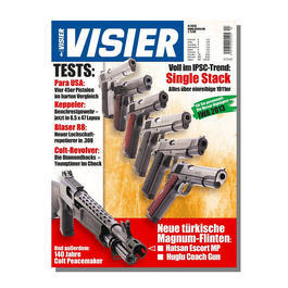 Visier - Das internationale Waffenmagazin 04/2013