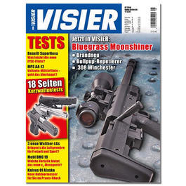 Walther P22 - Visier - Das internationale Waffenmagazin 08/2014
