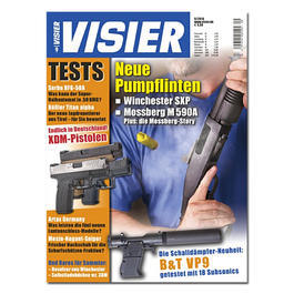 Visier - Das internationale Waffenmagazin 09/2014