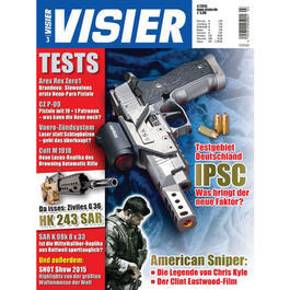 Visier - Das internationale Waffenmagazin 03/2015