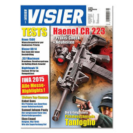 Visier - Das internationale Waffenmagazin 05/2015