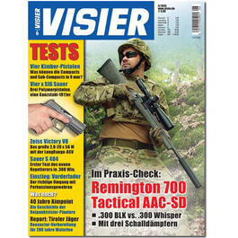 Visier - Das internationale Waffenmagazin 06/2015