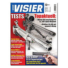 Visier - Das internationale Waffenmagazin 07/2015