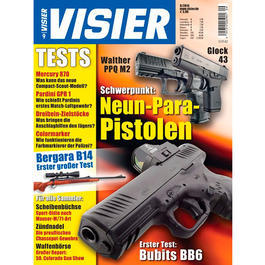 Visier - Das internationale Waffenmagazin 09/2015