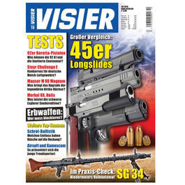 Visier - Das internationale Waffenmagazin 10/2015