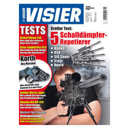 Visier - Das internationale Waffenmagazin 11/2015