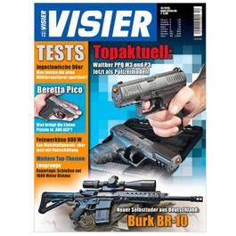 Visier - Das internationale Waffenmagazin 12/2015