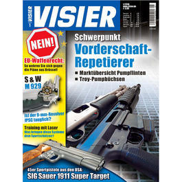 Visier - Das internationale Waffenmagazin 01/2016