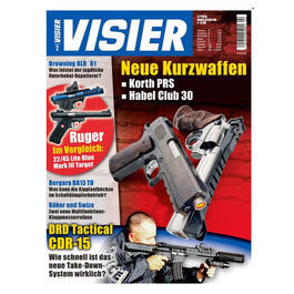 Visier - Das internationale Waffenmagazin 02/2016
