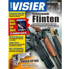 Modellwaffen - Visier - Das internationale Waffenmagazin 04/2016