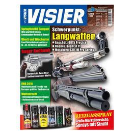 Modell-Waffen - Visier - Das internationale Waffenmagazin 05/2016