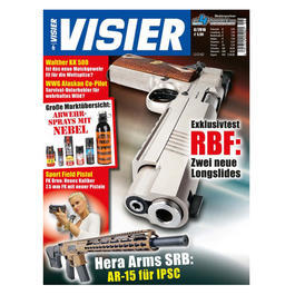 Visier - Das internationale Waffenmagazin 06/2016