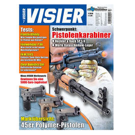Visier - Das internationale Waffenmagazin 07/2016