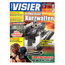 Visier - Das internationale Waffenmagazin 08/2016