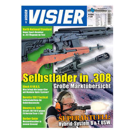 Visier - Das internationale Waffenmagazin 09/2016