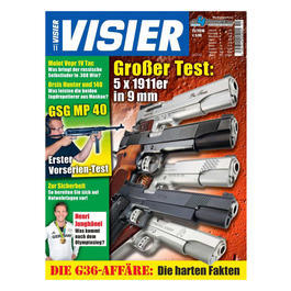 Visier - Das internationale Waffenmagazin 11/2016