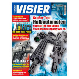 Gamo 1250 - Visier - Das internationale Waffenmagazin 01/2017