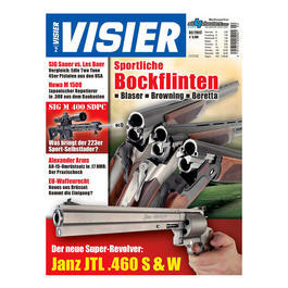 Visier - Das internationale Waffenmagazin 02/2017