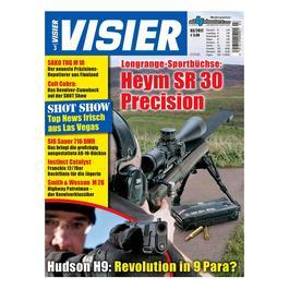 Visier - Das internationale Waffenmagazin 03/2017