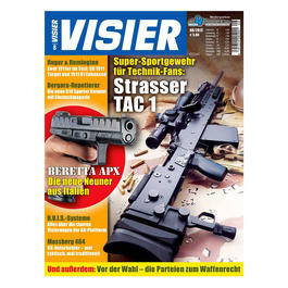 Visier - Das internationale Waffenmagazin 08/2017