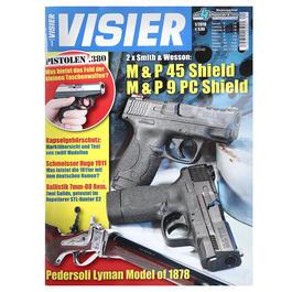 Visier - Das internationale Waffenmagazin 01/2018