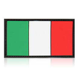 3D Rubber Patch Flagge Italien