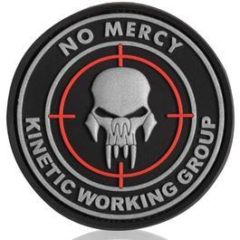 3D Rubber Patch No mercy SWAT
